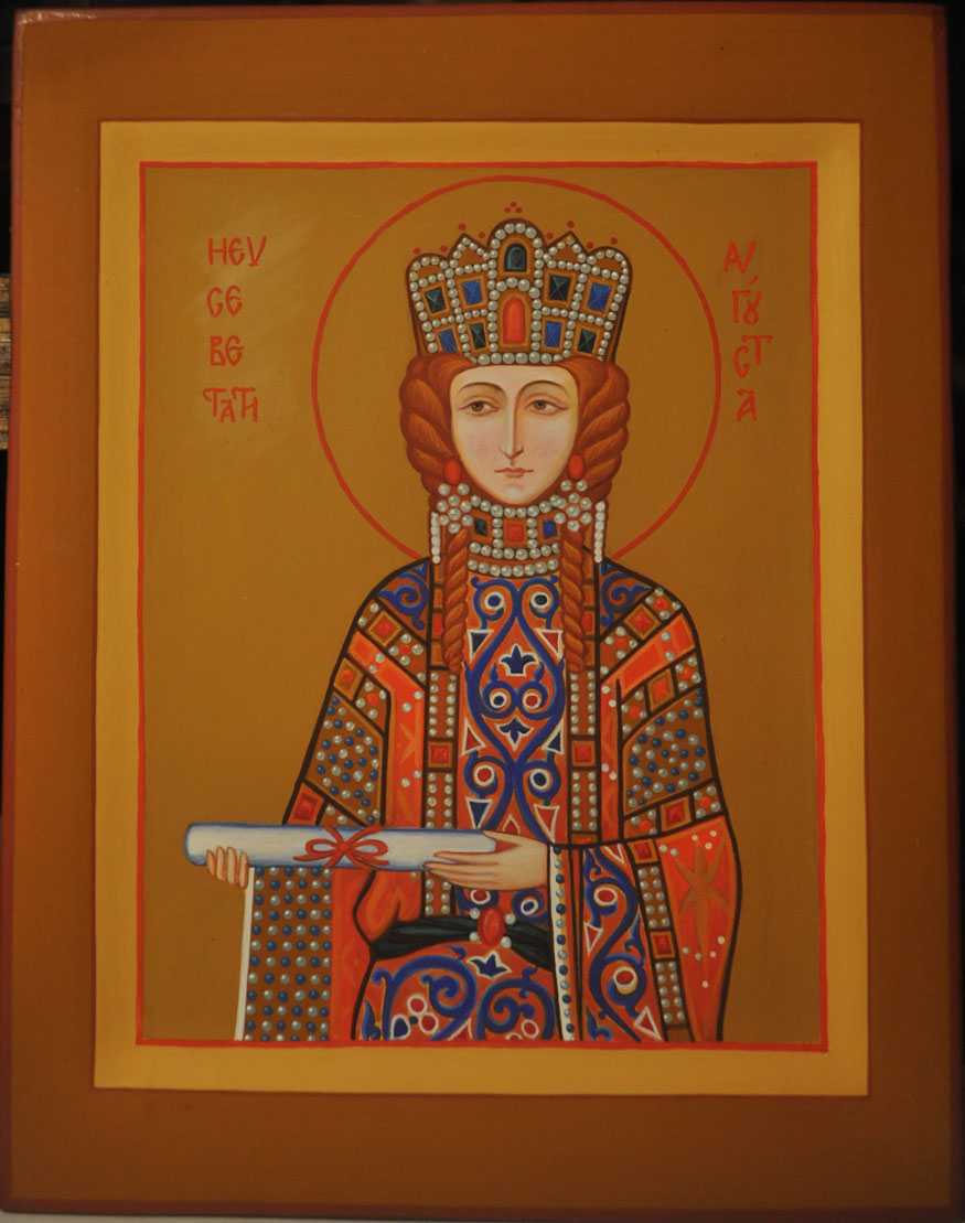 Икона святой Ирины: www.divinum.ru/ikony-svyatyh.htm